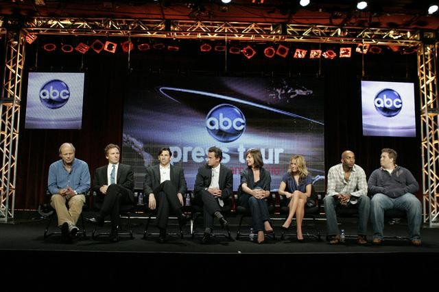 MR SUNSHINE TCA Panel Photos