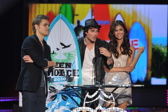 Teen Choice Vampire Diaries