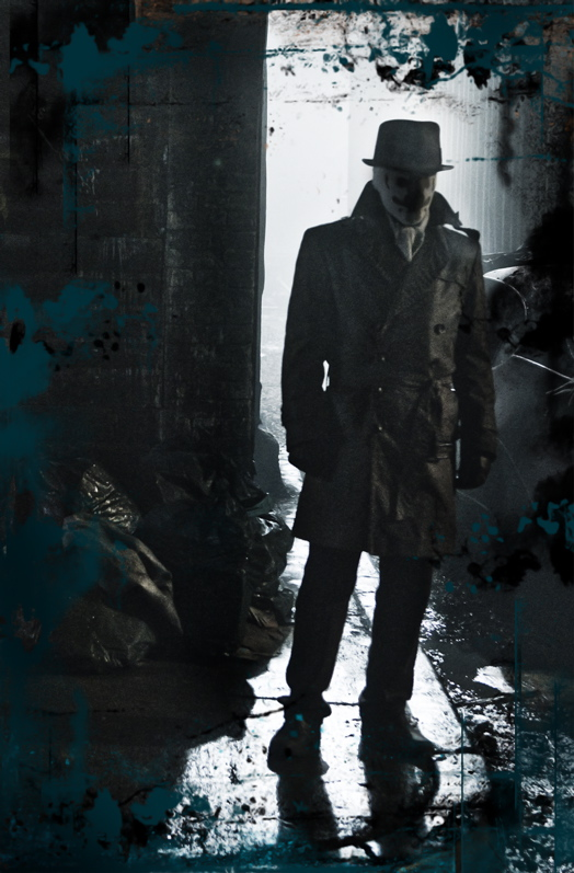 Watchmen Movie Promo Photo Of Rorschach