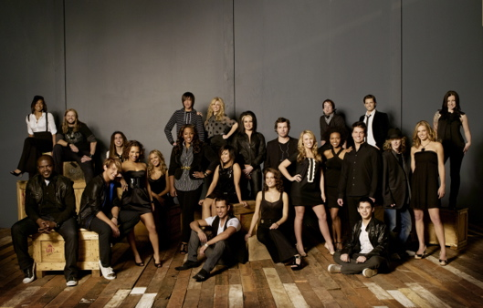 American Idol Top 24 Picture
