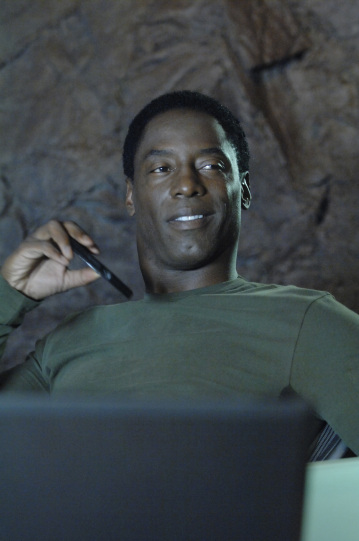 Isaiah Washington as Antonio Pope