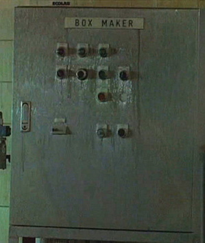Box Maker Photo From Lost
