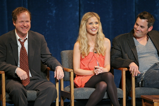 Buffy The Vampire Slayer - Paley Festival 2008 Photos