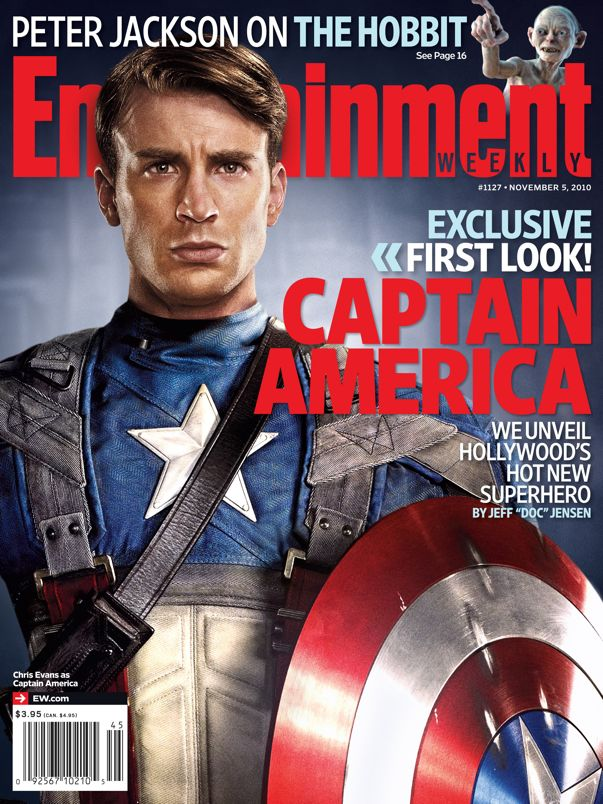 CAPTAIN AMERICA EW Cover