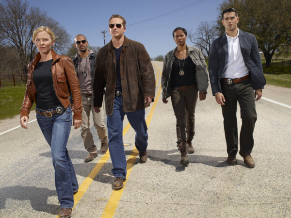 Cast Promo Photos From New NBC Series CHASE