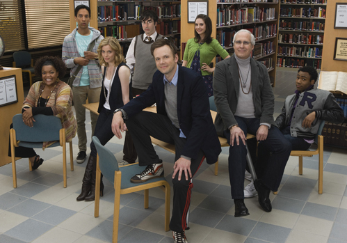 Community Cast Photo NBC