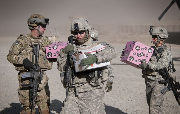 DC Cupcakes Afghanistan