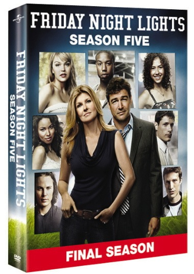 Friday Night Lights Season 5 DVD
