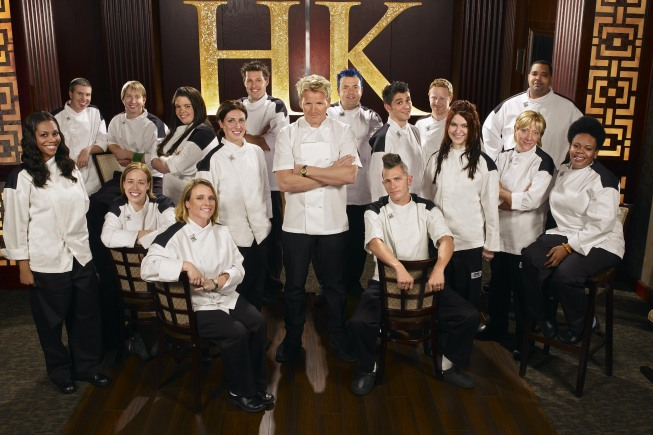 Hell's Kitchen Cast