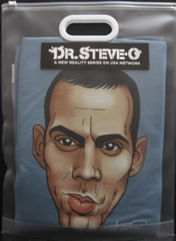Steve O Swag Bag Photo