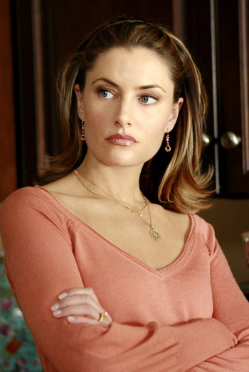 Madchen Amick Aboard My Own Worst Enemy After Recast