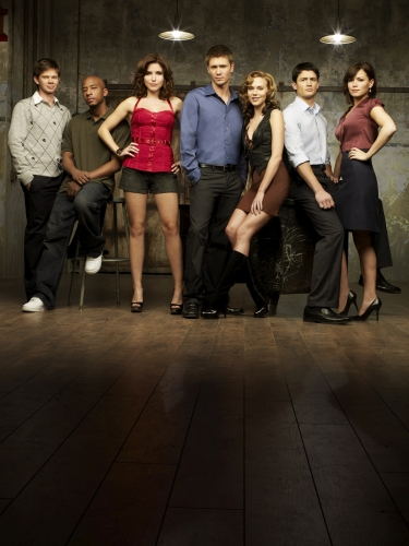 One Tree Hill Cast Photo