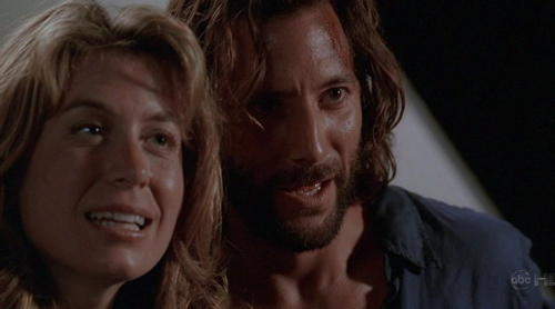 Penny And Desmond On Lost