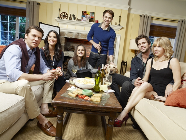 Perfect Couples Cast NBC