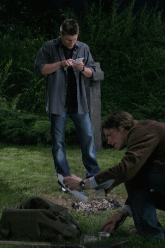Supernatural Season 3 Photo