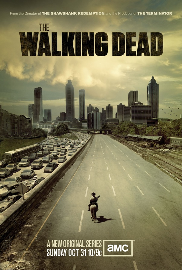 Latest THE WALKING DEAD Poster