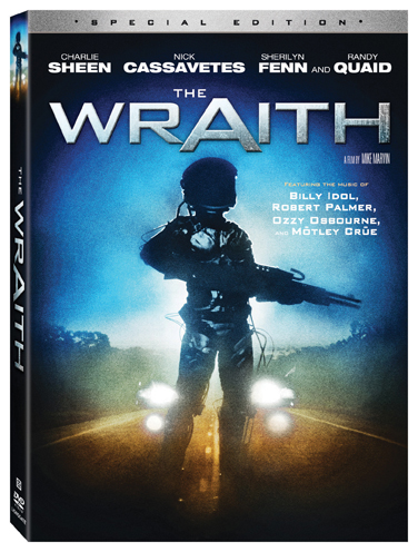 The Wraith Special Edition DVD