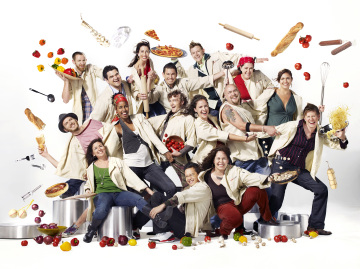 Top Chef Chicago Cast Photo