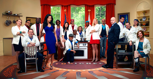 Top Chef Cast Season 7 Washington DC