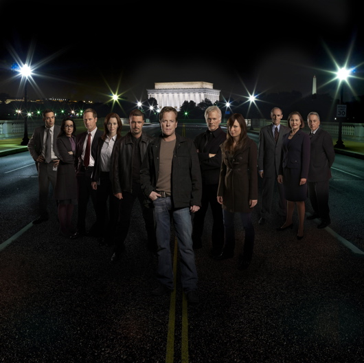 24 Cast Photo Season 7
