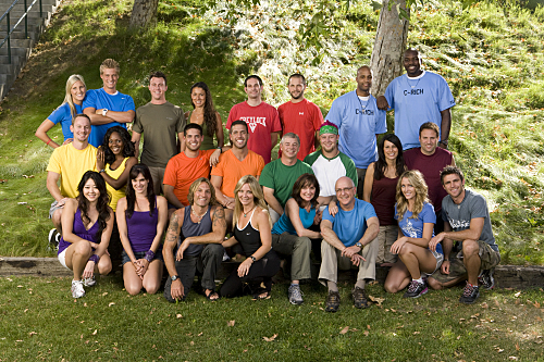 Amazing Race Season 15 Cast Photo