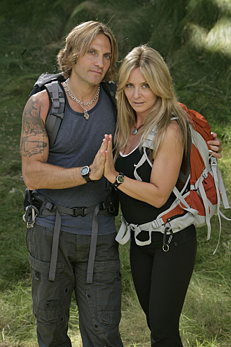 Amazing Race 15 Eric Paskel and Lisa Paskel