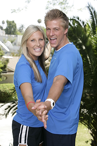 Amazing Race Meghan and Cheyne