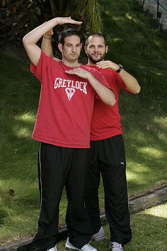 Amazing Race 15 Zev Glassenberg and Justin Kanew
