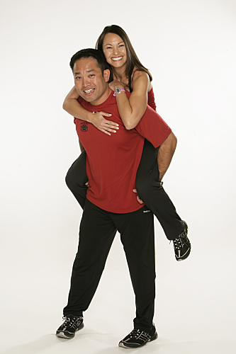 Joe Heidi Wang Amazing Race