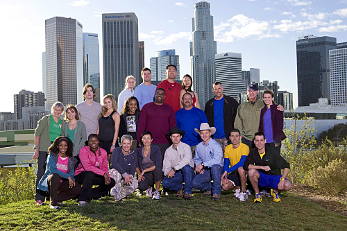 Amazing Race Season 16 Cast