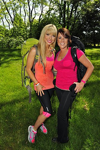 Brook Roberts Claire Champlin Amazing Race