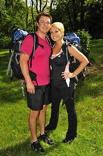 Chad Waltrip Stephanie Smith Amazing Race
