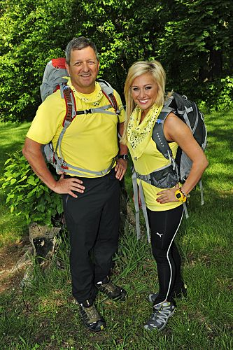 Gary And Mallory Ervin Amazing Race