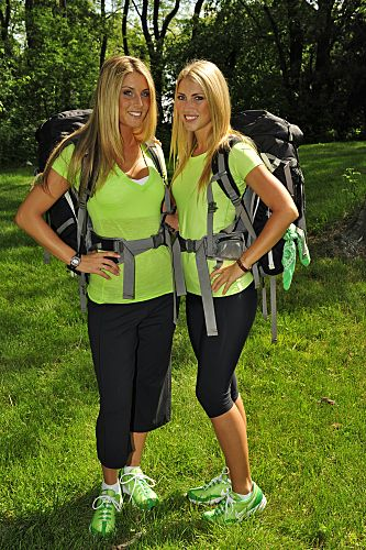 Katie Seamon Rachel Johnston Amazing Race