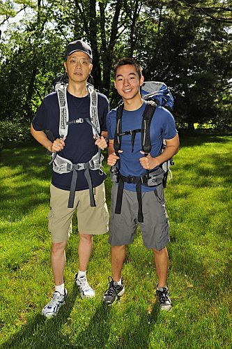 Michael And Kevin Wu Amazing Race