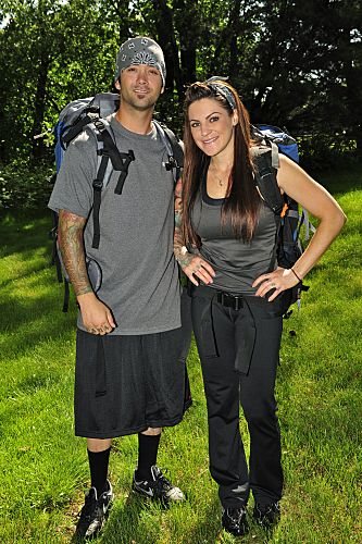 Nick DeCarlo Vicki Casciola Amazing Race