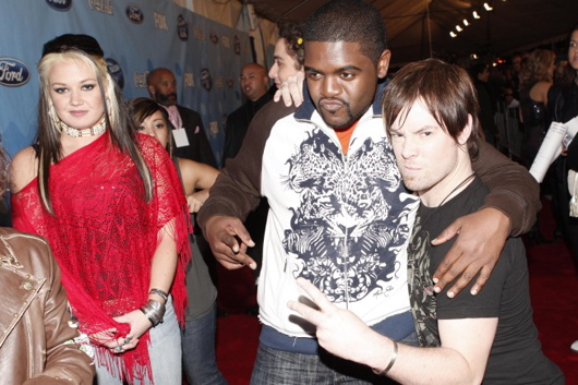 American Idol Final 12 Party Photo