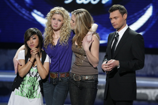 American Idol Season 7 Final 8 Photos