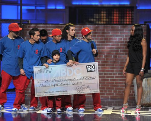 America's Best Dance Crew Season 2 champions Super Cr3w