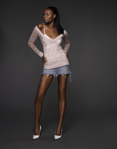 Stacy Ann ANTM Cycle 10 Photo