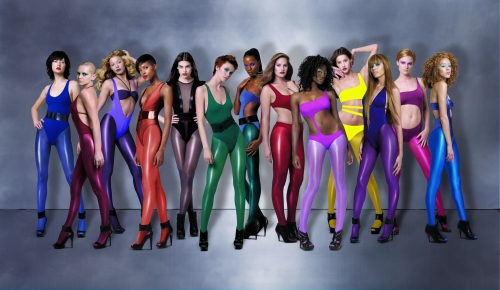 America's Next Top Model Cycle 14 Contestants