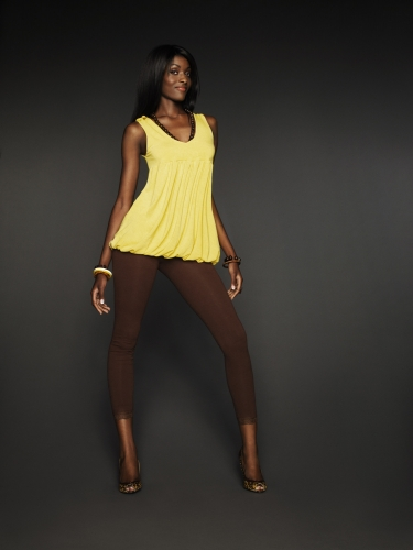 Ebony ANTM Photo