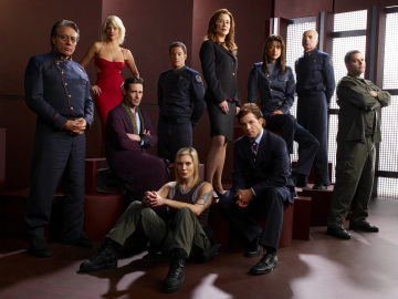 Battlestar Galactica Season 4 Promo Photos