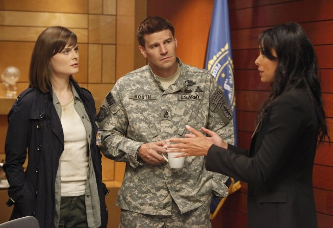 BONES Season 6 Episode 1 The Mastodon In The Room Promo Photos