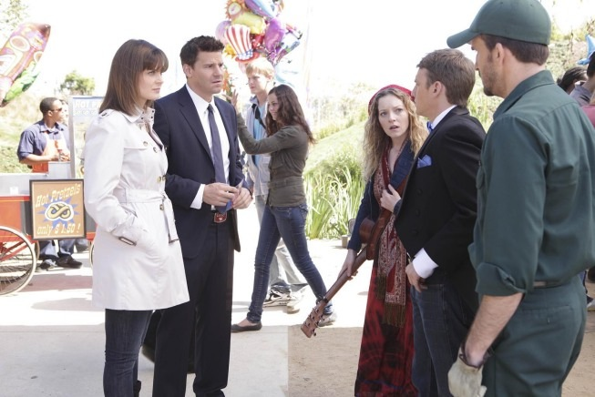 BONES Season 6 Episode 5 The Bones That Weren't Photos