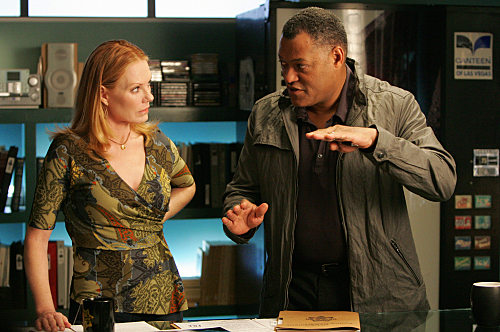 CSI Season 10 Promo Photo