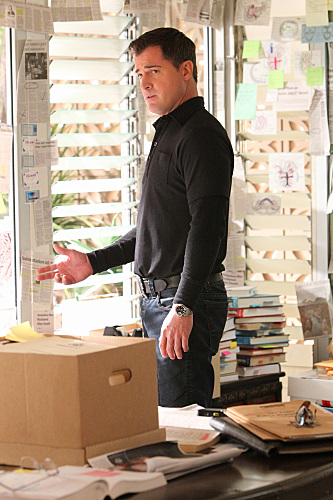 George Eads CSI