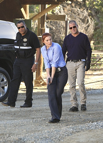 CSI Season 11 Episode 8 Fracked Photos