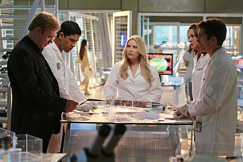 CSI MIAMI Season 9 Episode 1 Fallen Promo Photos