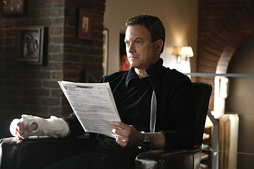 CSI NY Season 6 Episode 22 Point Of View Promo Photos